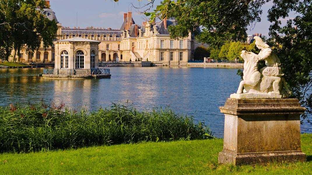 Le château de Fontainebleau un incontournable de la Seine-et-Marne